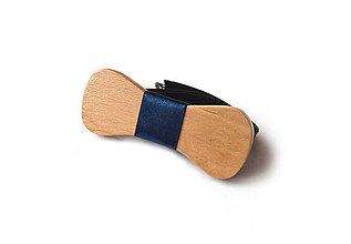 Detské doplnky - Detský drevený motýlik III. - 9076103_