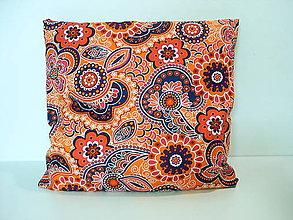 Úžitkový textil - bavlnený poťah 40x40 - 9076476_