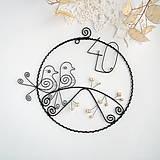 Dekorácie - dekorácia k výročiu svadby - 9082576_