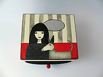 Krabičky - ,,V podkroví....,, - 9078017_