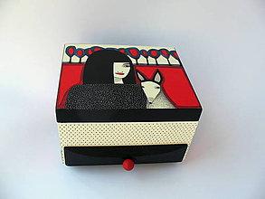 Krabičky - ,,Na prechádzke.....,, - 9080443_