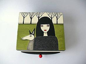 Krabičky - ,,Na jarnej prechádzke....,, - 9082686_