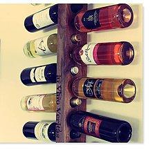 Iné - Stojany na víno ručne vypaľované - 9079929_