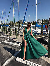 Šaty - Spoločenské šaty - 9082137_