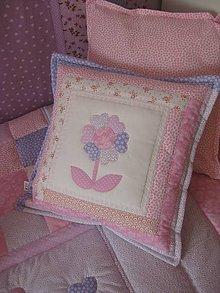 Úžitkový textil - pre dievčatko - 9079415_