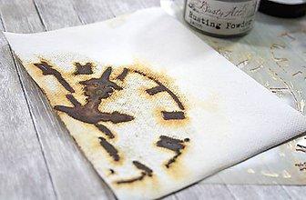 Farby-laky - Dusty Attic - Rusting powder (hrdzavejúci prášok) - 9078970_