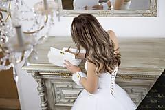 Papiernictvo - Kožený zápisník / karisblok MARIMA - biely, A5 - 9079375_