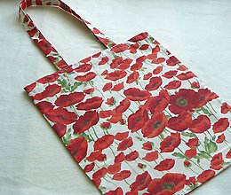 Nákupné tašky - Veselá EKO nákupka č.4 - 9080160_