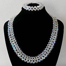 Sady šperkov - Sada šperkov crystal AB - 9080191_