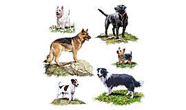 """Papier - Servítka """"Dogs"""" 13311580 - 9082290_"""