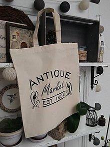 """Nákupné tašky - Nákupná taška """"Antique"""" - 9084288_"""