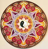 Mandala...Harmonická láska