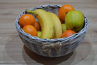 Košíky - košík na ovocie - 9085765_