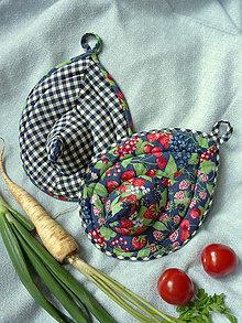 Úžitkový textil - origo chňapky 147 (standard - bez magnetu a teflonu) - 9084754_
