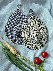 Úžitkový textil - origo chňapky 143 (standard - bez magnetu a teflonu) - 9084755_