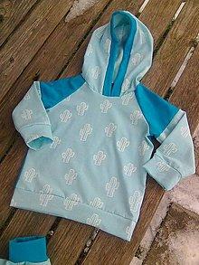 Detské oblečenie - mikinka č 86 - 9083819_