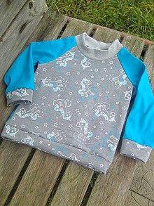 Detské oblečenie - mikinka  č 104 - 9083874_