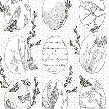 Papier - vajíčka - 9084628_