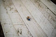 "Prstene - Glamour plesový prstienok ""hviezdne nebo"" - 9083631_"