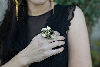 Prstene - Vintage prstienok