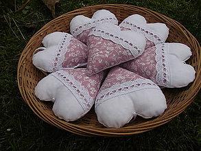 Darčeky pre svadobčanov - Svadobné srdiečká - 9086577_