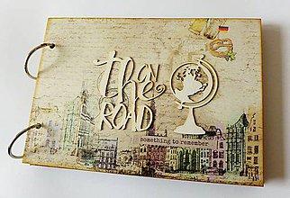 Papiernictvo - album na fotografie cestovateľský - 9088089_