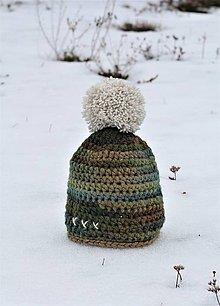 Doplnky - ...pánska čiapka GREEN FOREST - 9088367_