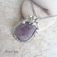Náhrdelníky - Palladios náhrdelník - 9088661_