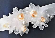 Opasky - Kvetinový opasok - 9088673_