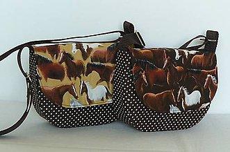 Detské tašky - Detská kabelka kone - 9088787_