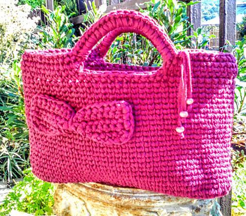 bc4c6b9f05d Háčkovaná taška   melania02 - SAShE.sk - Handmade Iné tašky