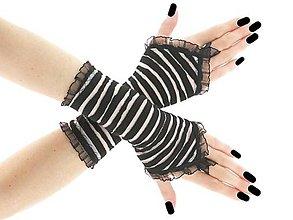 Rukavice - Zľava Dámské spoločenské rukavice  1J - 9095515_