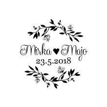 Darčeky pre svadobčanov - Razítko 2 - 9094933_