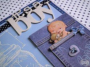 Papiernictvo - Je to chlapček - 9095554_