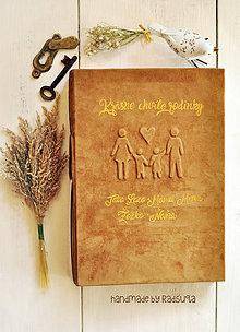 Papiernictvo - Rodinna kronika - 9094549_