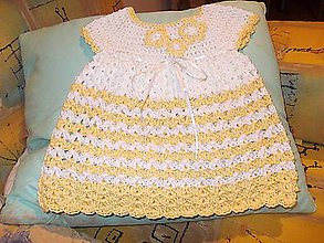 Detské oblečenie - Baby šatôčky Fine - 9091039_