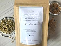 Potraviny - Čajová zmes RELAX – AKCIA - 9093432_