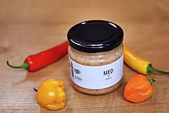 Potraviny - Med s chilli (Habanero) - 9094632_