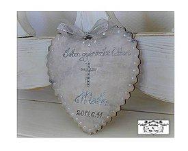 Dekorácie - Darček ku krstu :) - 9093789_