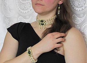 Sady šperkov - Perlová súprava VII - 9092965_