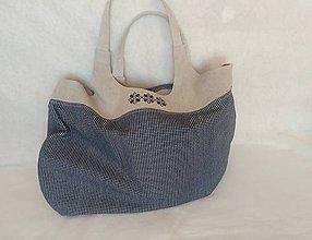Nákupné tašky - Velká taška na nákup - 9097865_