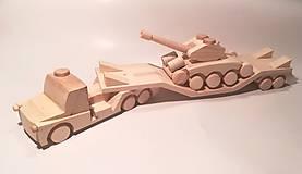 Hračky - Auto na prevoz tanku - 9099893_