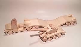 Hračky - Auto na prevoz tanku - 9099895_