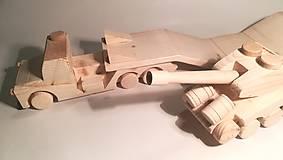 Hračky - Auto na prevoz tanku - 9099896_