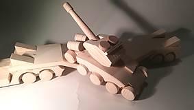 Hračky - Auto na prevoz tanku - 9099898_