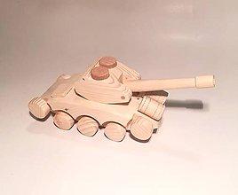 Hračky - Tank - 9099845_