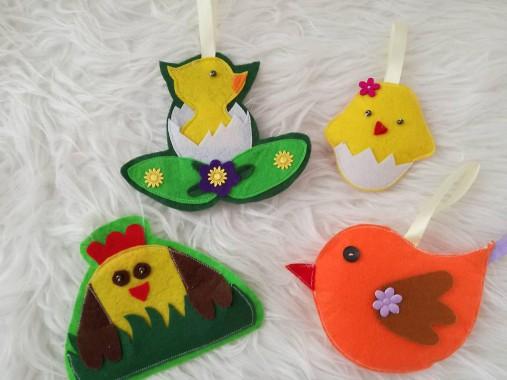 Veľkonočné dekorácie z filcu - sada.   susugo - SAShE.sk - Handmade ... 038ae8fe33a