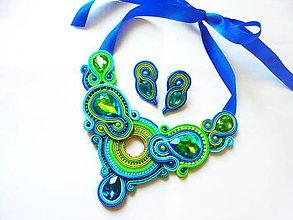 Sady šperkov - Morom maľovaná - 9104225_