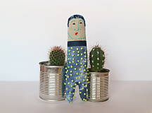 "Bábiky - ""kaktusmen"" - 9104853_"