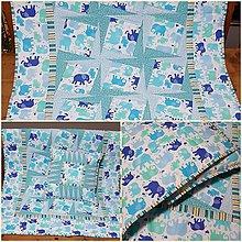 Textil - Detská  deka - 9104659_